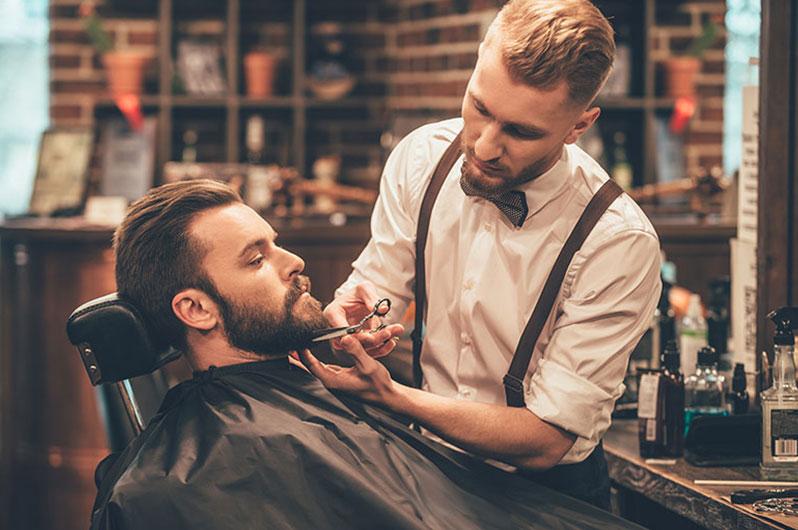 H3 Hair Salon Beard Shaping Services