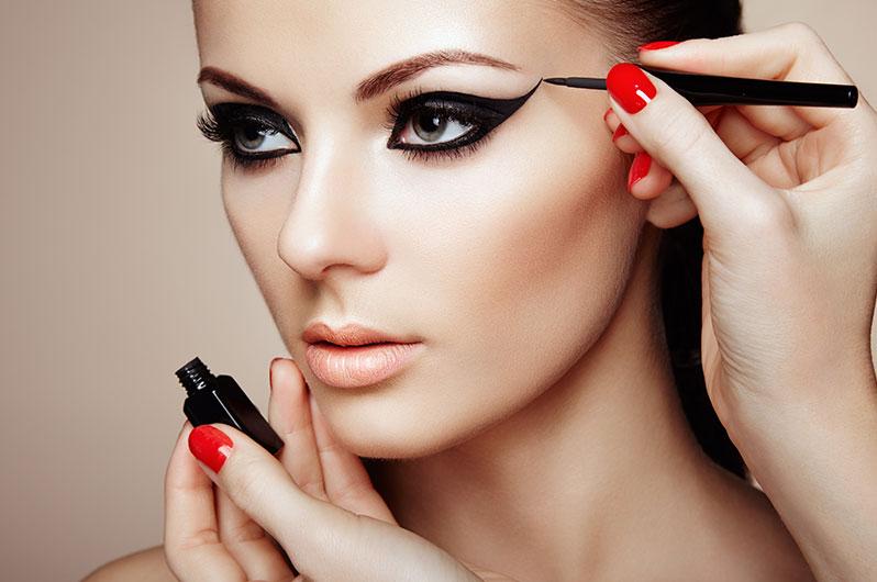 H3 Hair Salon Makeup Services