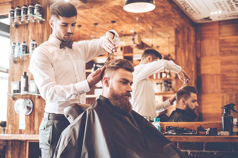 H3 Hair Salon Mens Services