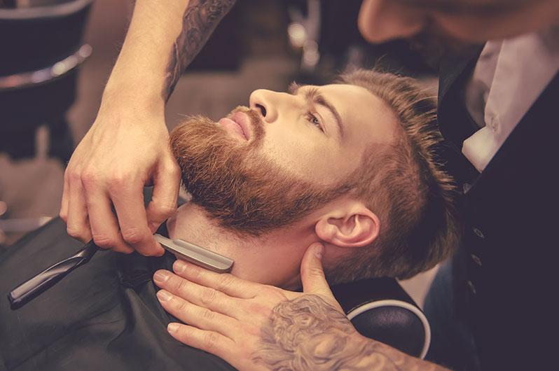 H3 Hair Salon Straight Razer Shaving Services